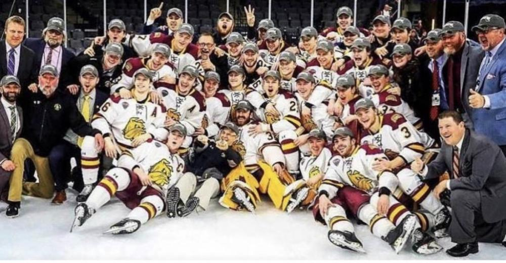 Exciting Times for NCAA D1 Men's Hockey