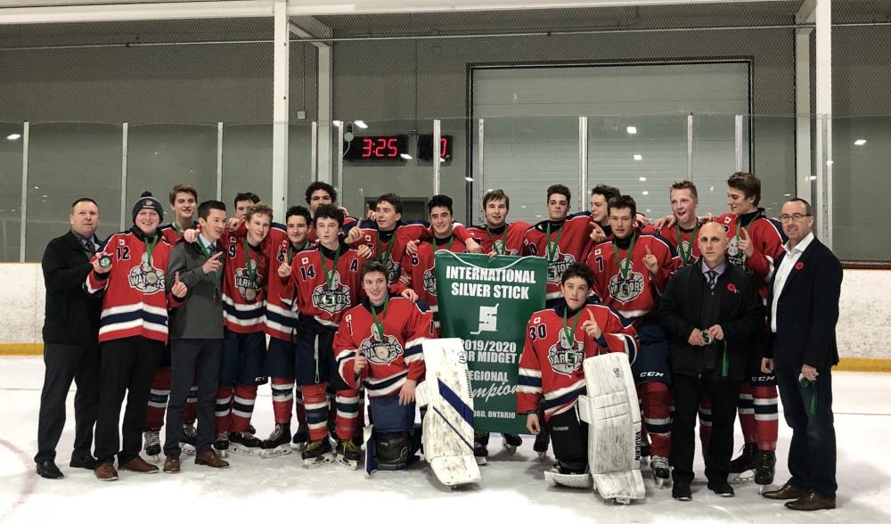 All Great Things Must Come to an End: Stratford Warriors Midget Tribute