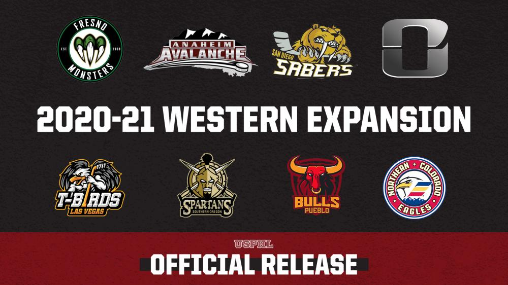 United States Premier Hockey League Adds Eight New West Coast Member Organizations