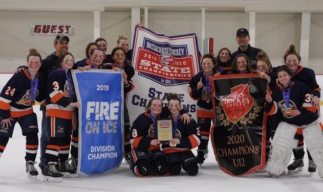 All Great Things Must Come to an End: Massachusetts Spitfires 12U Tribute
